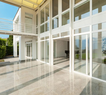 amazing building with glass door and windows - windows and doors richmond hill