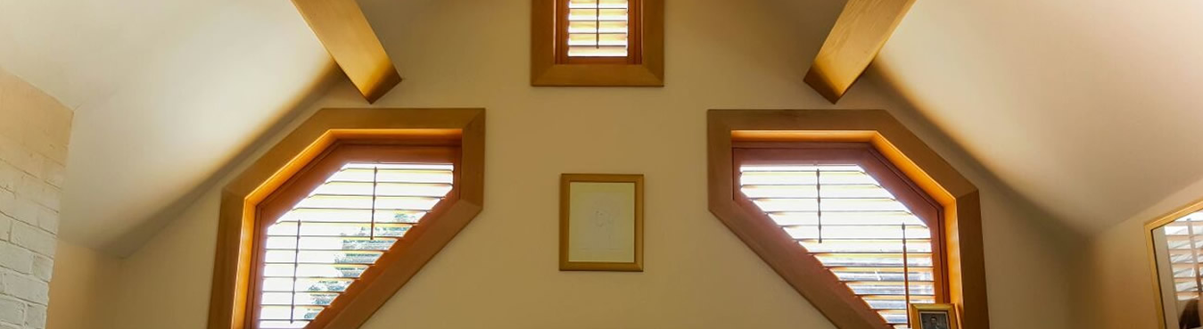 Shaped Windows - window replacement newmarket