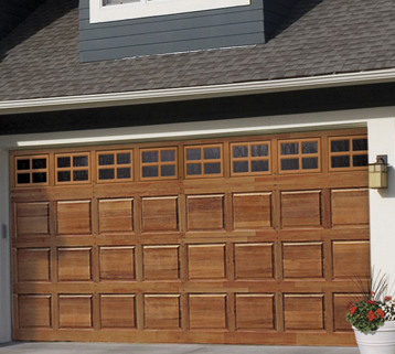 garage door replacement by canpro windows & doors