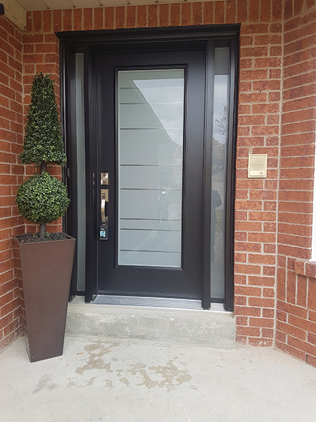 fiberglass entry doors by canpro